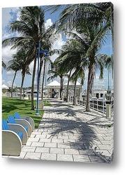 Картина Miami046