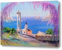 Городок у моря