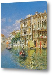 Палаццо Кавалли-Франкетти, Венеция