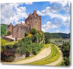 Картина Замок Эйлен-Донан