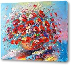 Цветочная палитра лета