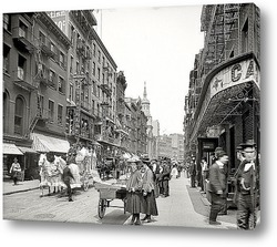 США в начале XX века
