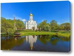 Храм Покрова Пресвятой Богородицы-Крупецкая церковь