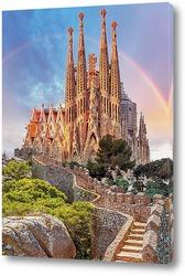 Картина Сказочный Замок