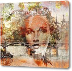 Картина Арт портрет