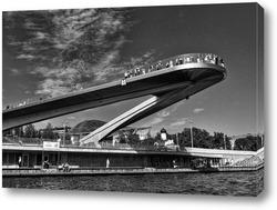 Картина Парящий мост