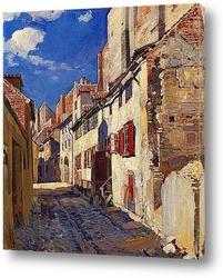 Картина Старая Рига.Улица.