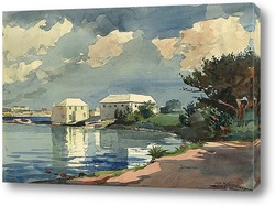 Картина Бермуды, 1899