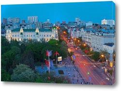 Картина 9 мая, Ростов-на-Дону.