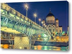 Лужковский мост