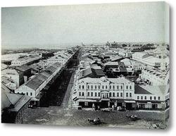 Картина Вид с храма Александра Невского 1896  –  1917 ,  Россия,  Нижегородская область,  Нижний Новгород