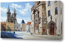 Картина Прага