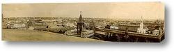 Панорама старой Москвы