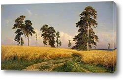 Картина Поле Пшеницы
