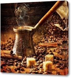 Картина Турка с кофе