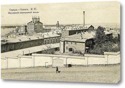 Картина Жигулевский пивоваренный завод 1900  –  1909 ,  Россия,  Самарская область,  Самара
