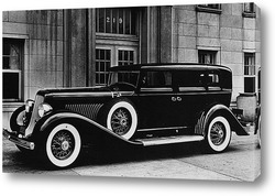 Ретро машина 1934 г.