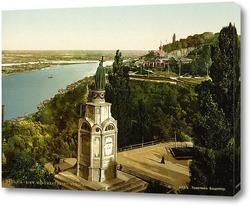 Картина Памятник святому князю Владимиру, Киев