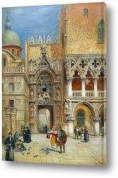 Дворец Дожей.Венеция