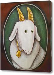 Маленькая коза счастья.