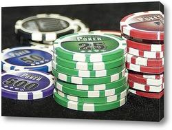 Картина покер
