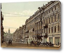 Картина Киев, 19 век