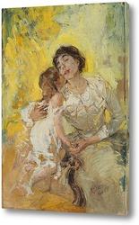 Картина Материнство