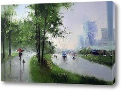 Картина Городской романс