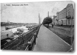Картина Набережная реки Волги 1901  –  1910