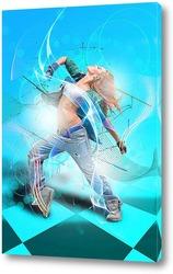 Танец света