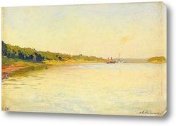 Волга, 1884