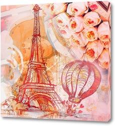 Винтажный Париж