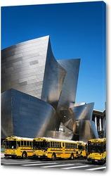 Flying Steel - Walt Disney Concert Hall