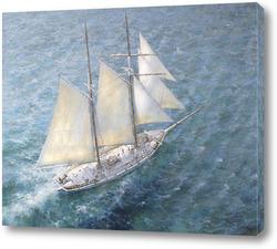 Картина Лазурное море