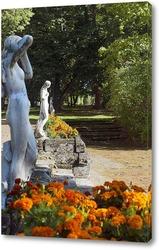 Картина Винтажный парк