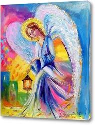 Картина Ангел спокойствия и умиротворения