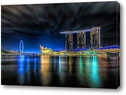 Картина Marina Bay