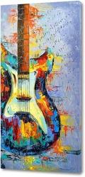 Картина Гитара