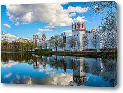 Прогулка у Новодевичьего монастыря