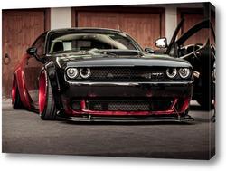 Картина Dodge Challenger SRT