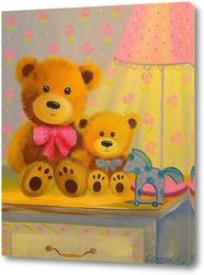 Картина Любимые игрушки