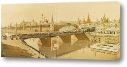 Вид на Москву, 1900-е годы