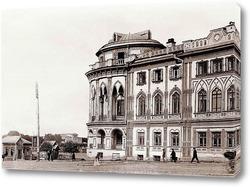 Картина Окружной суд. Главный проспект, 1880
