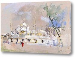 Картина Собор Святой Софии, Стамбул