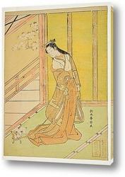 Принцесса Занномииа, третья принцесса из « истории о принце Генд
