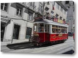 Картина Трамвай