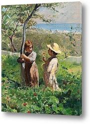 Картина Играющие дети