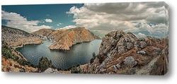 Картина Балаклавский залив