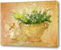 Картина Фея ландыши