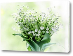 Картина Lily-of-the-valley